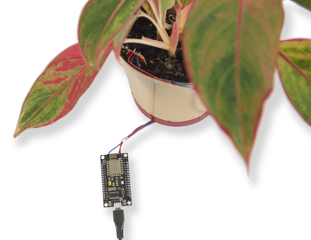Moisture Sensor using HTTP POST Requests to Channel - MATLAB