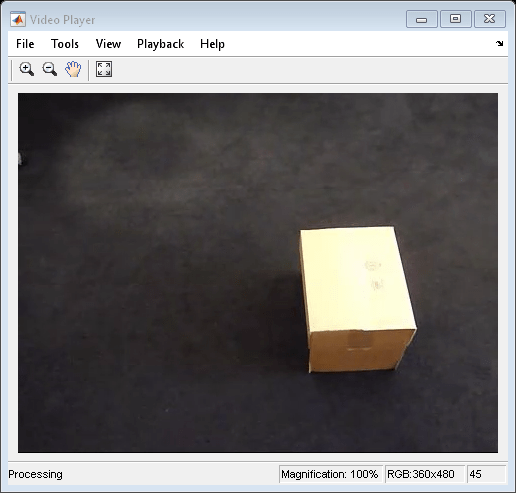 Create Kalman filter for object tracking - MATLAB