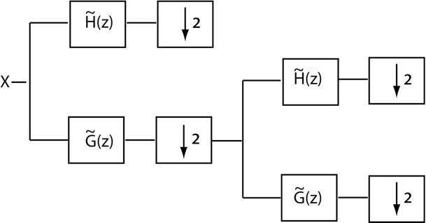 orthogonal and biorthogonal filter banks