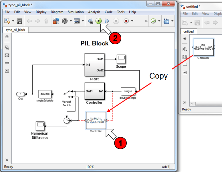 dtlls pil task 3 This example shows you how to use simulink support package for arduino hardware for code verification and validation using pil.