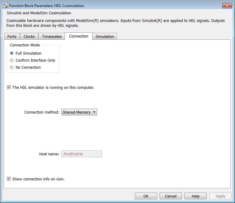 Create a Simulink Cosimulation Test Bench - MATLAB & Simulink