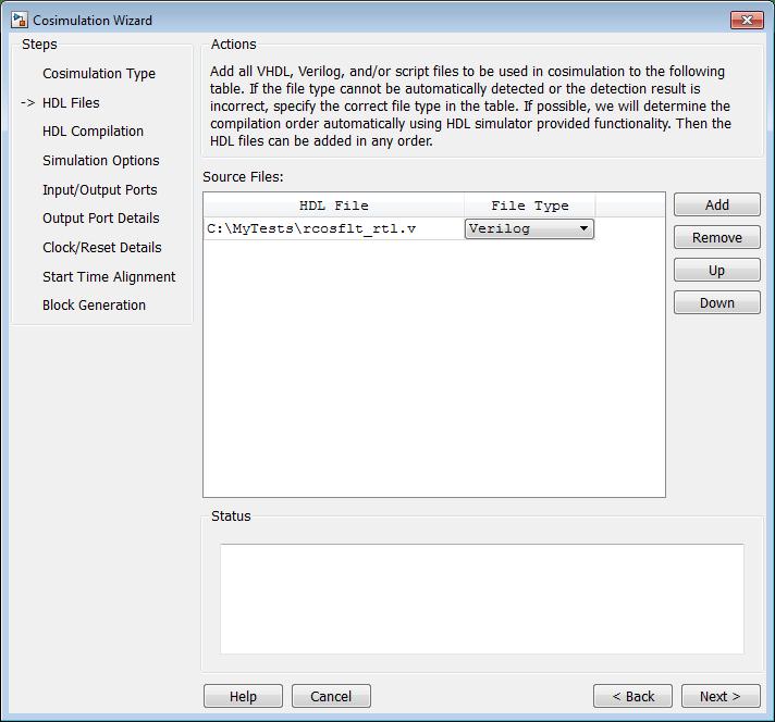 Verify Raised Cosine Filter Design Using Simulink - MATLAB & Simulink