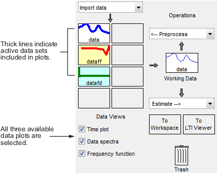 How to Plot Data in the App - MATLAB & Simulink