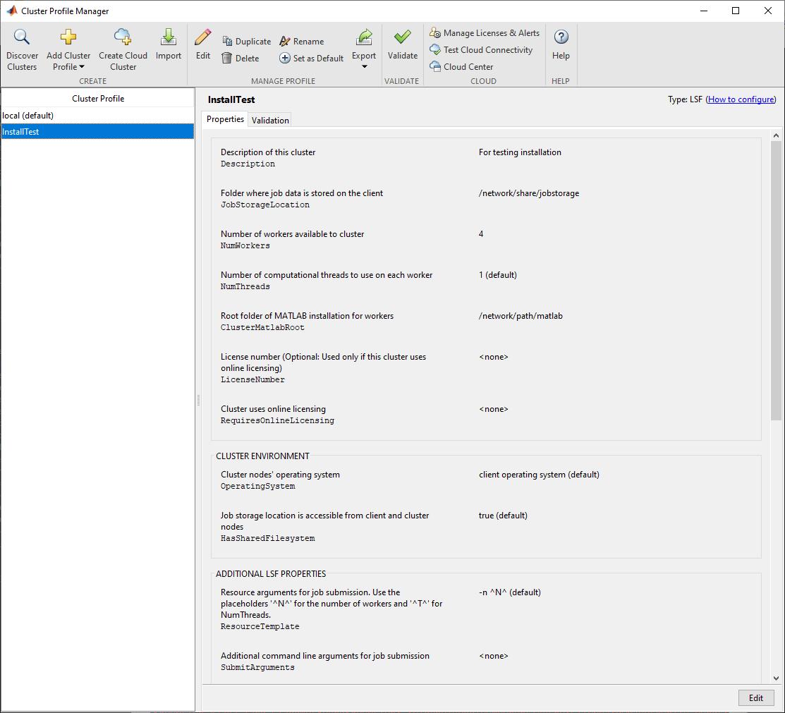 Configure for Slurm, PBS Pro, Platform LSF, TORQUE - MATLAB