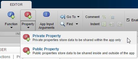 Share Data Within App Designer Apps - MATLAB & Simulink