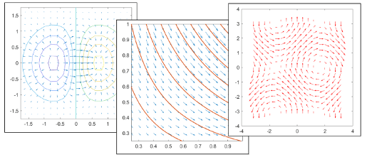 Vector Fields Matlab Simulink