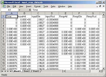 Read Spreadsheet Data Using Excel As Automation Server MATLAB - Sample excel spreadsheet