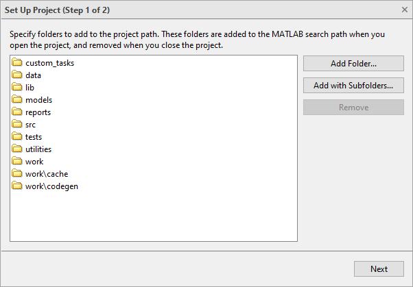 matlab files