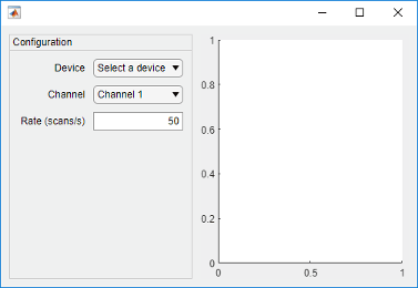 Create grid layout manager - MATLAB uigridlayout