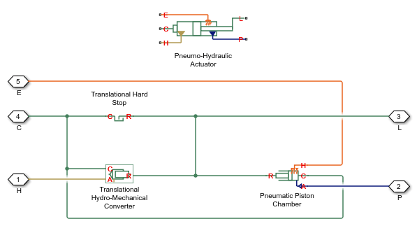 on volume chamber pneumatic schematic diagrams