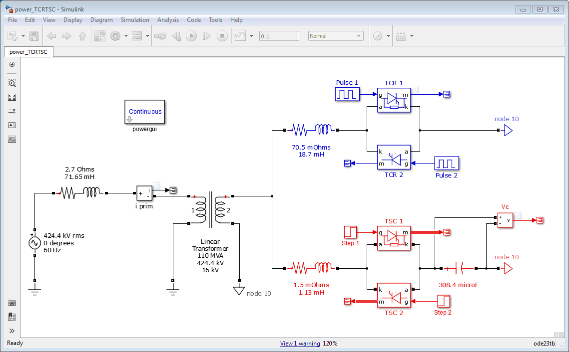 Introducing Power Electronics Matlab Simulink Diagram Electrical Circuit Drawing Software As Well Simple