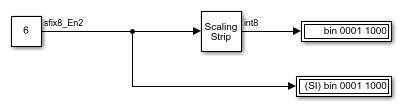 Removescalingfromfixedpointsignalexample_01
