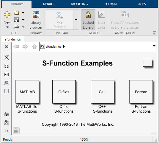 S-Function Examples - MATLAB & Simulink