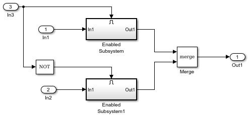 combine multiple signals into single signal