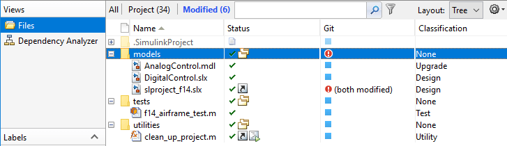 Resolve Conflicts - MATLAB & Simulink