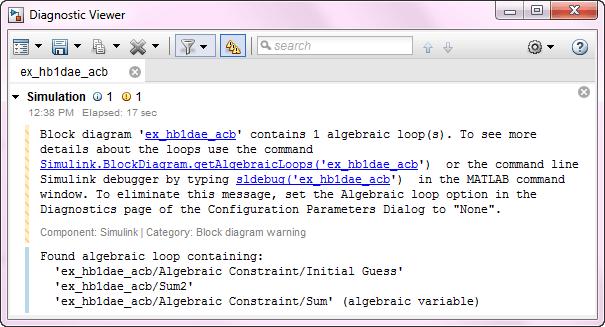 model differential algebraic equations matlab simulink rh mathworks com