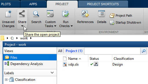 Export a Model as a Tool-Coupling FMU - MATLAB & Simulink