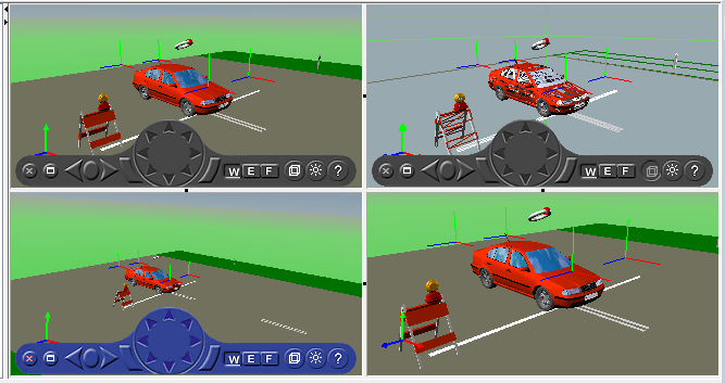 Four cylinder ic engine with virtual reality scene matlab & simulink.
