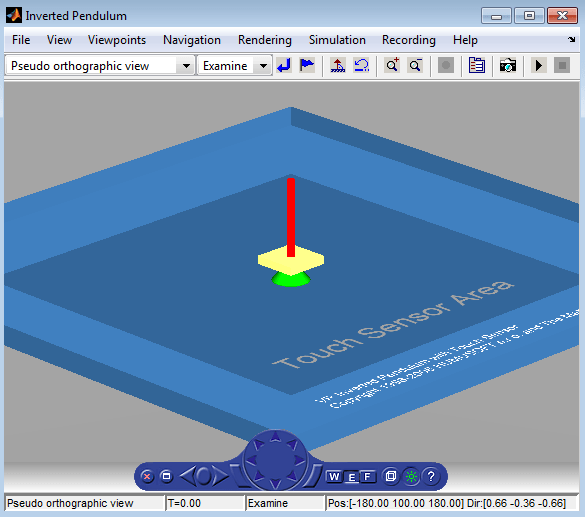 Simulink 3D Animation Viewer - MATLAB & Simulink