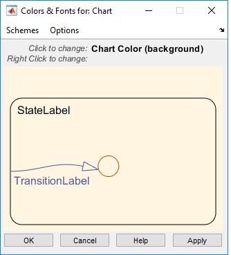 how to change trendline colour in matlab