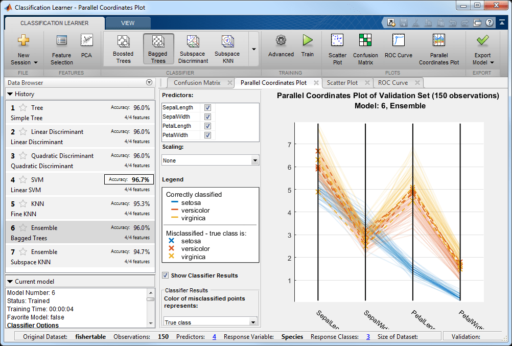 matlab statistics and machine learning toolbox