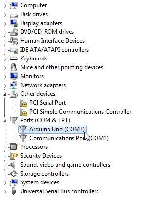 Find Arduino Port on Windows, Mac, and Linux - MATLAB & Simulink