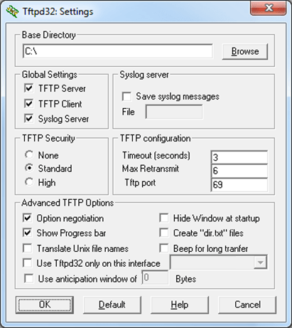 TFTP/WFTPD Configuration Guide - MATLAB & Simulink