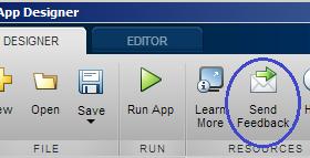Feedback for Matlab's new AppDesigner