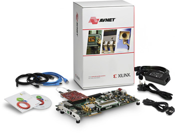 Kintex-7 DSP Development Kit