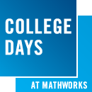 College Days at MathWorks