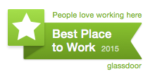 Glassdoor Best Places to Work 2015