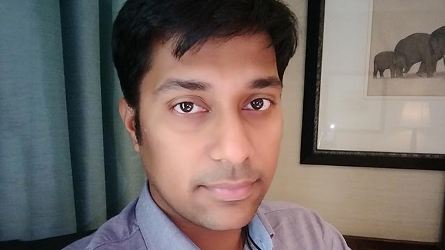 Abhisek, Application Support Engineer, EDG, Bangalore