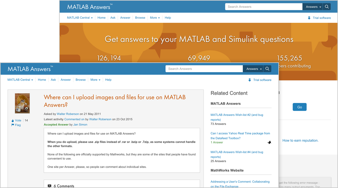 how to read a file in matlab