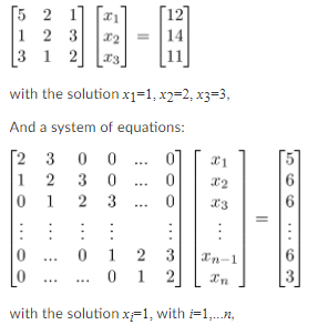 System of equations coding problems - MATLAB Answers