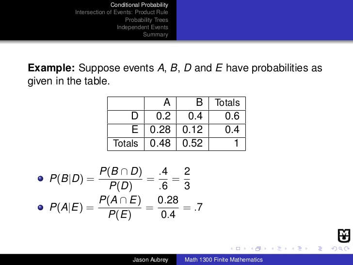 How I Can Calculate Conditional Probability In Matlab Matlab