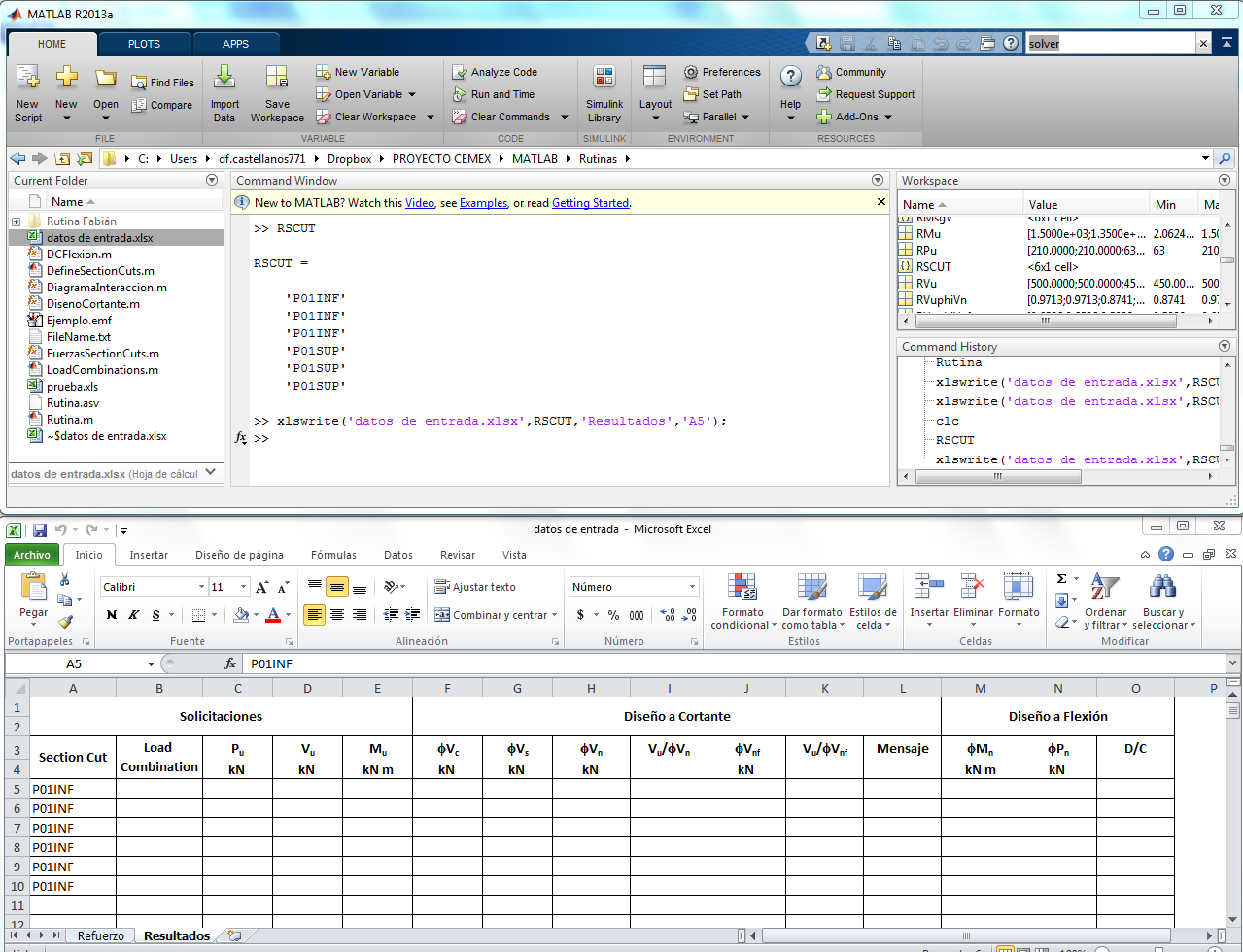 matlab xlswrite append data to existing