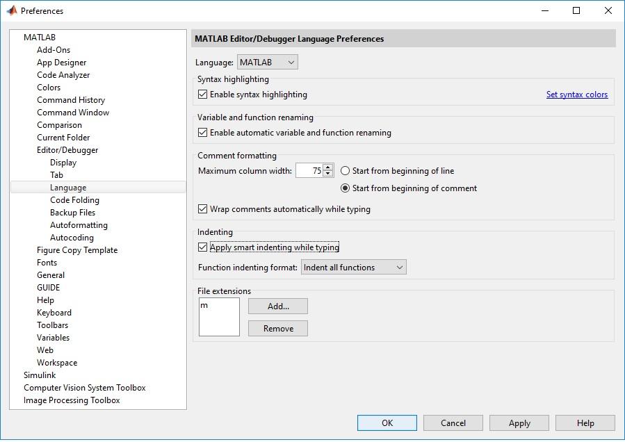 Matlab Editor Language.jpg