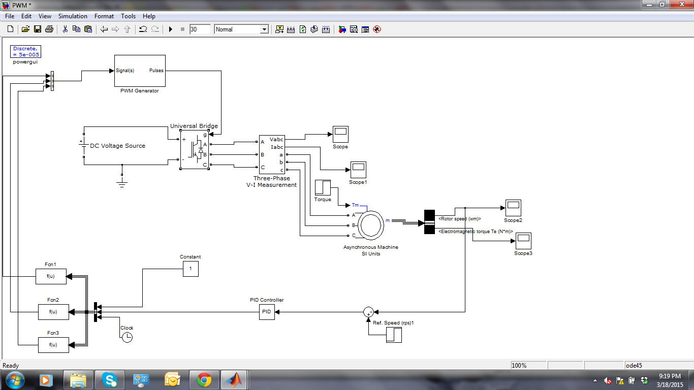 Is This The Proper Way To Implement Pid For 3 Phase