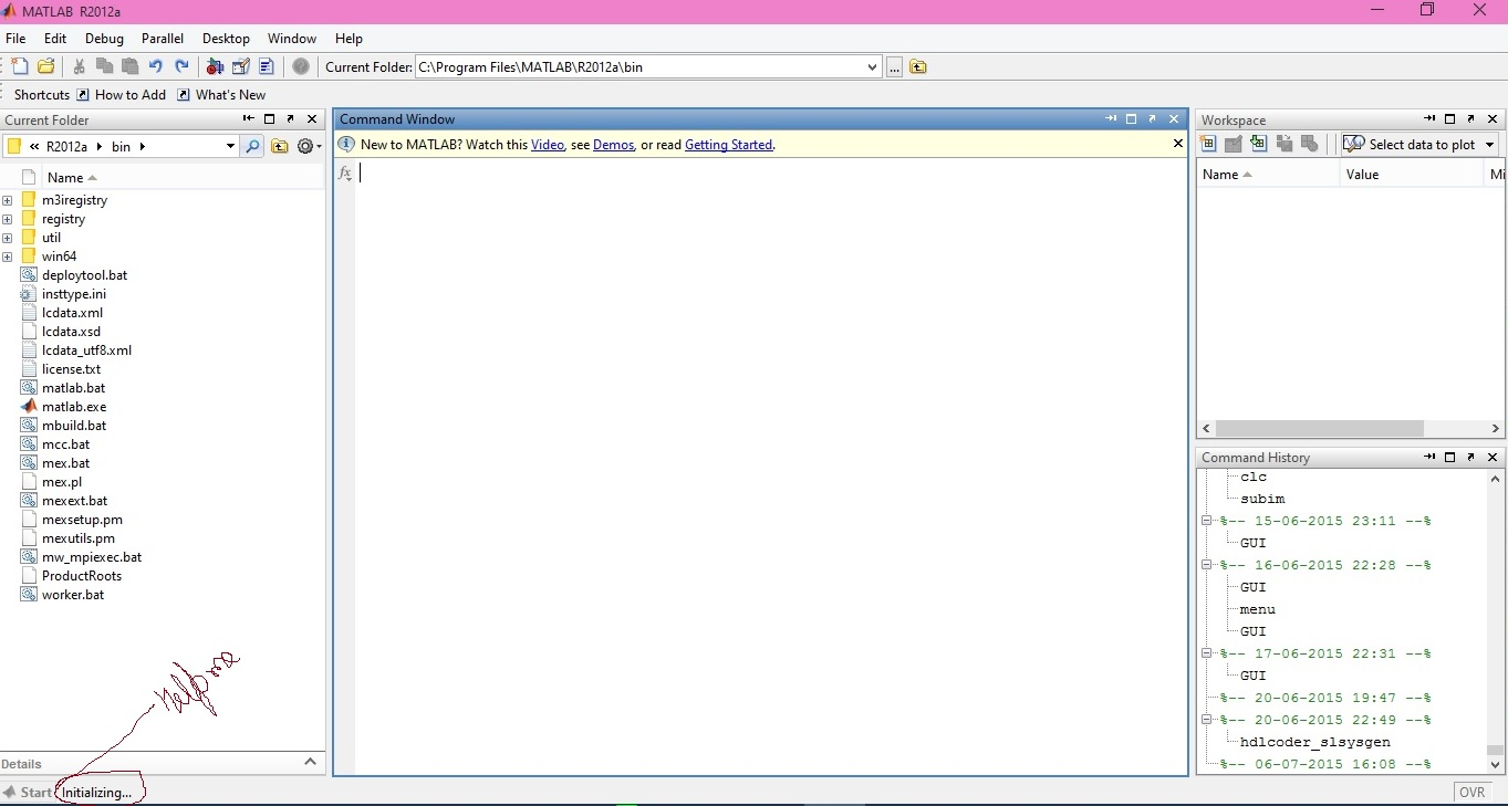Matlab 2012a For Windows 32 64 Bit Iso License