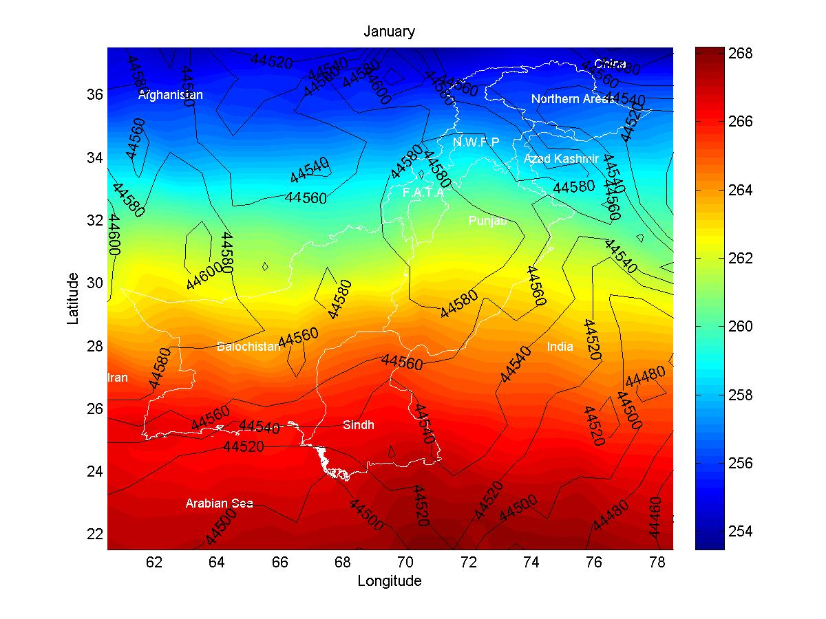 Contours Plot Over Heat Map In Matlab Matlab Answers