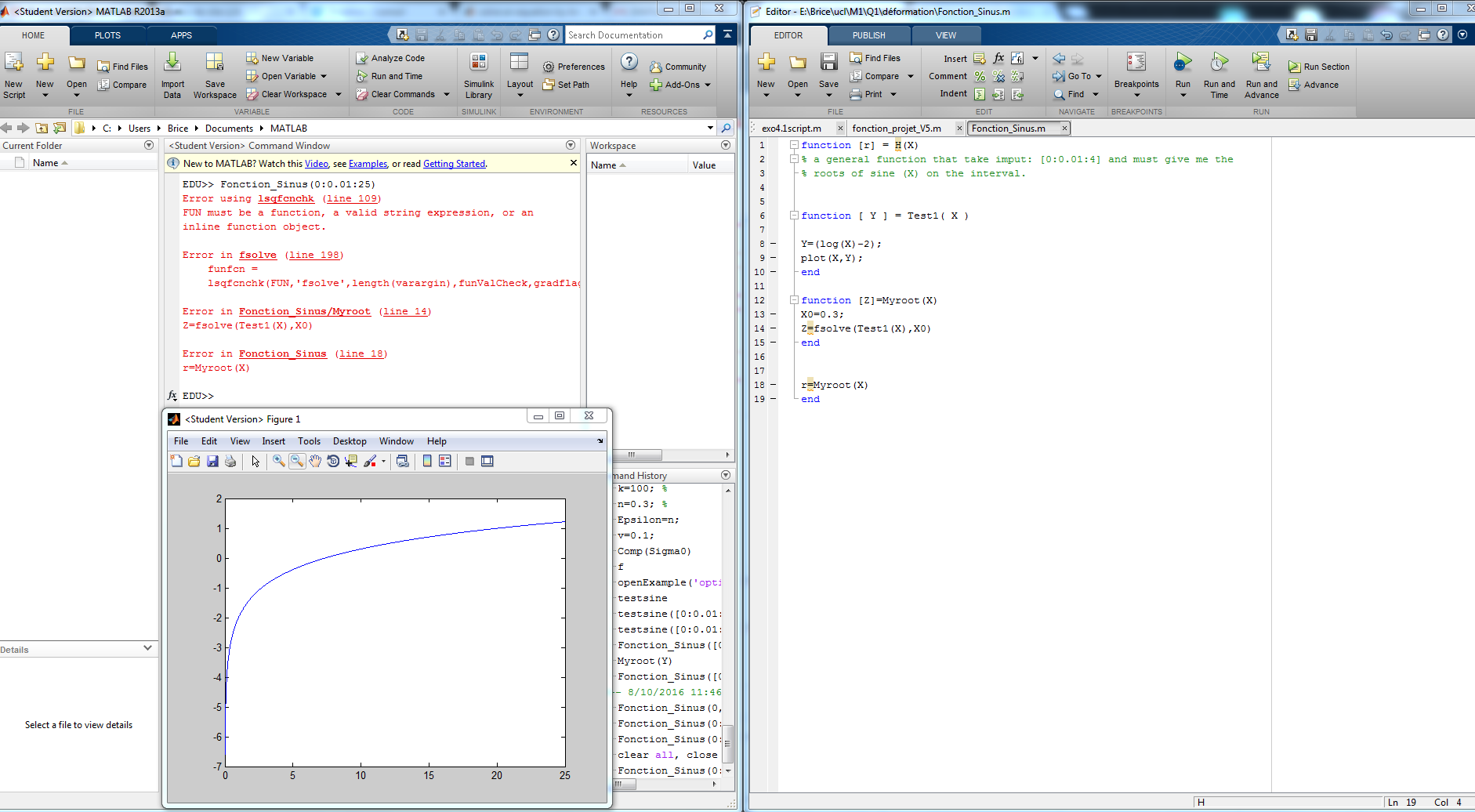 solve an equation by iterration - MATLAB Answers - MATLAB