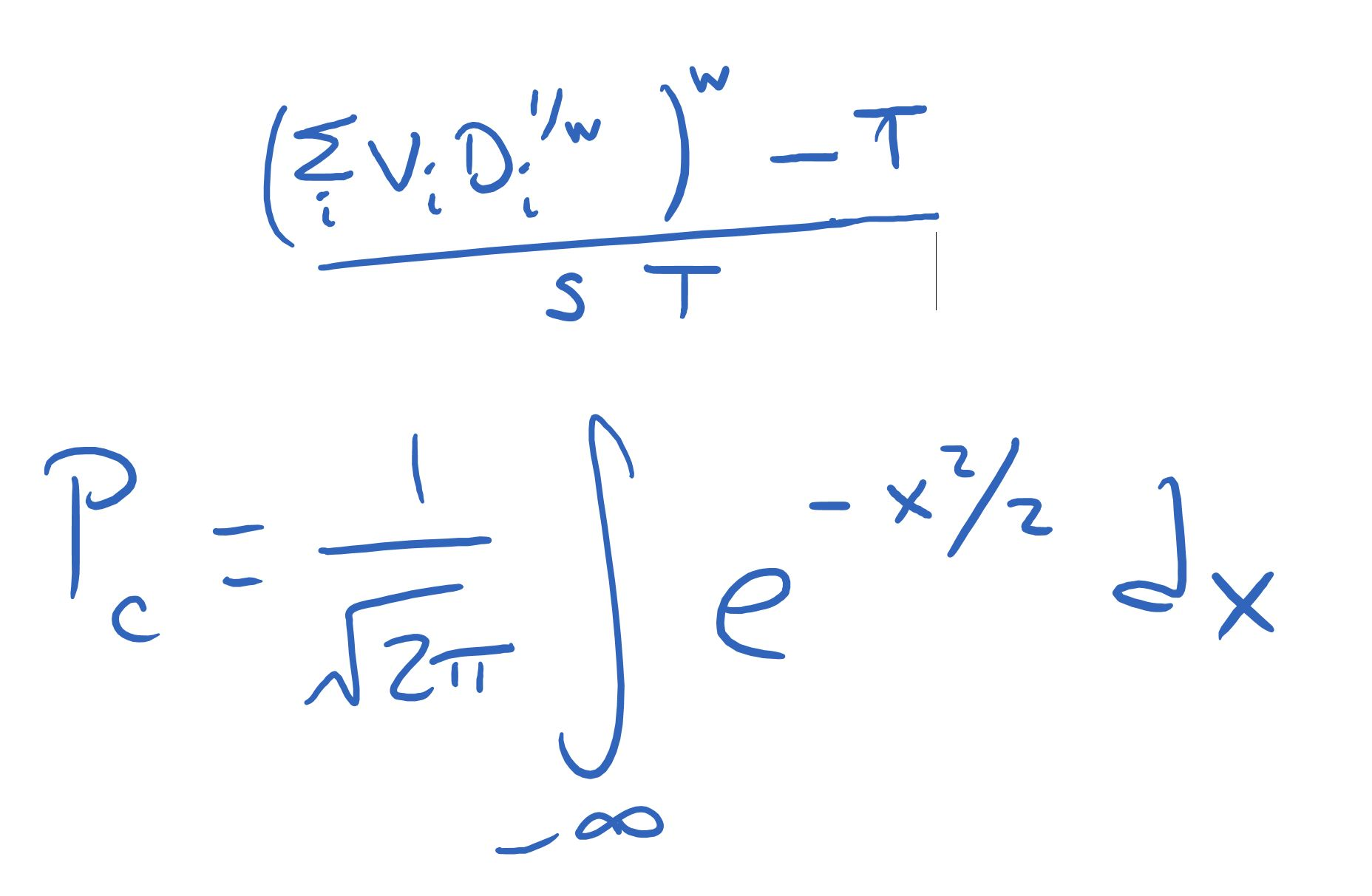 How Do We Differentiate Functions Involving Integrals And Summations