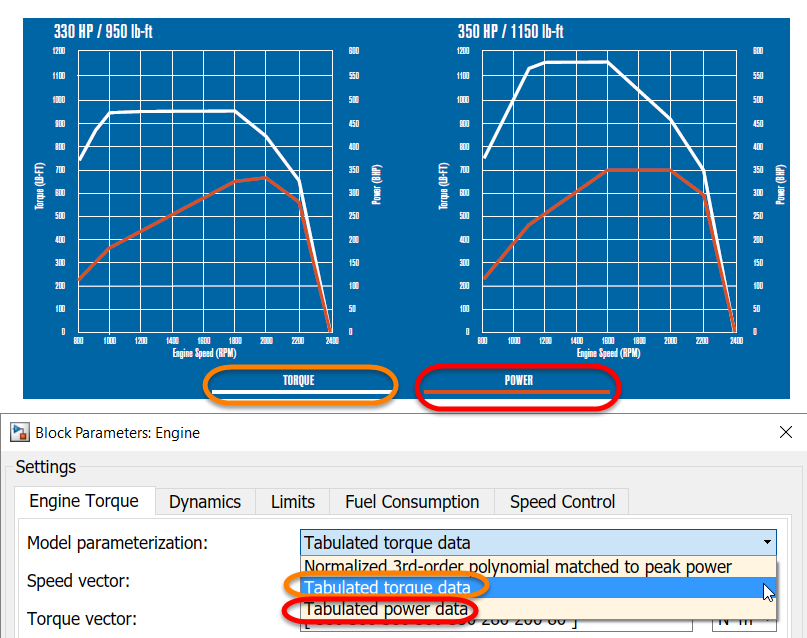 Modeling diesel engine in simulink - MATLAB Answers - MATLAB Central