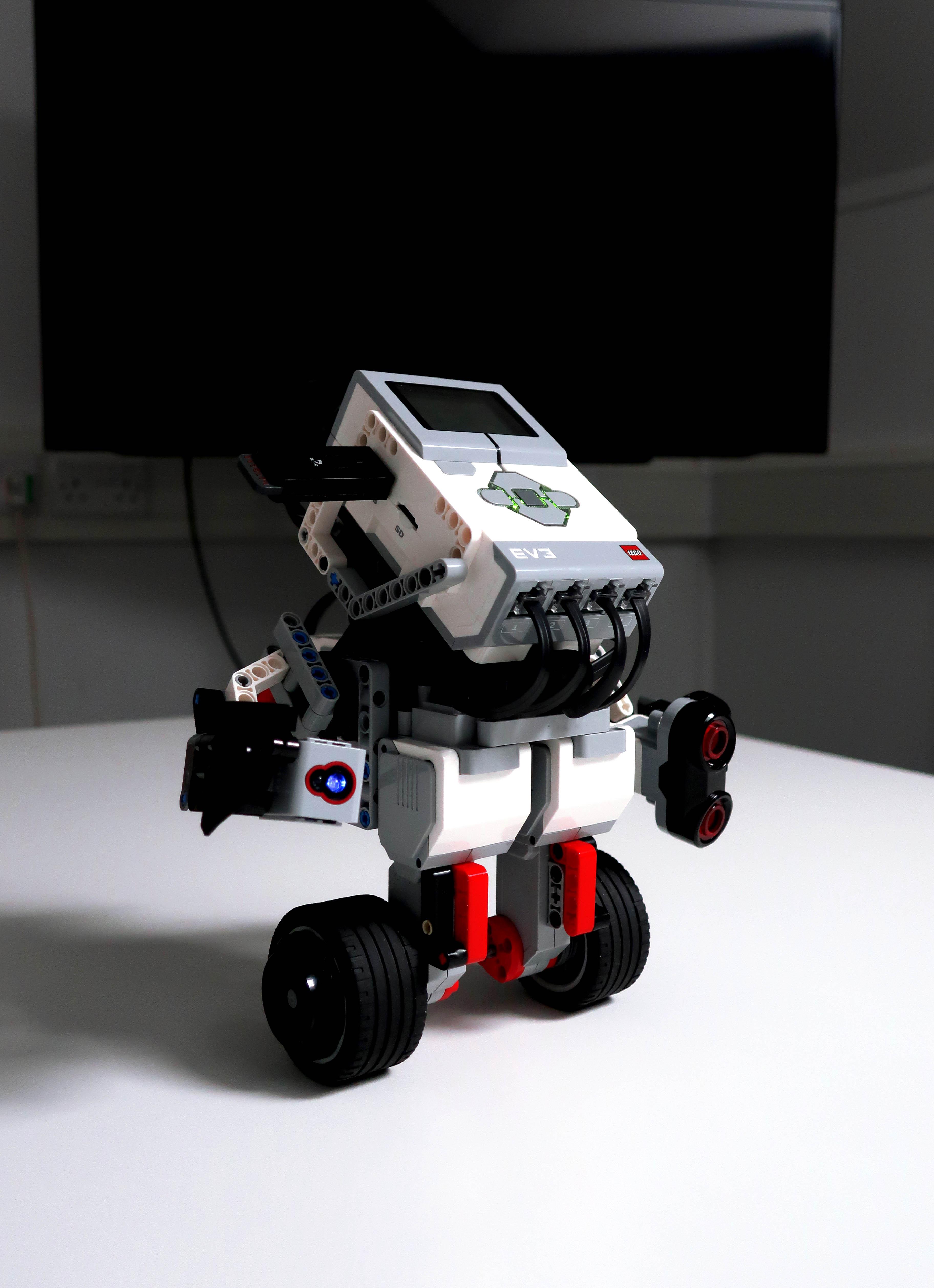 Lego Mindstorms EV3 Gyroboy - File Exchange - MATLAB Central
