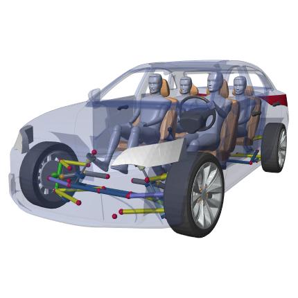 Simscape Vehicle Templates