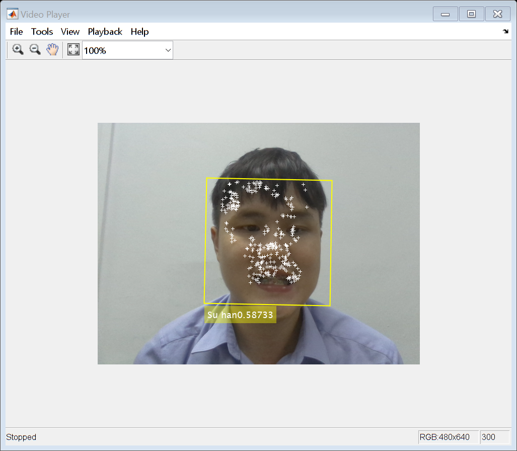Real-Time Facial Recognition Using HOG Features - File