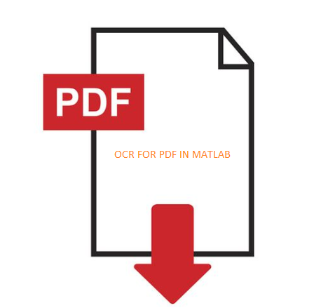 How to detect & localize a text in pdf using OCR in MATLAB