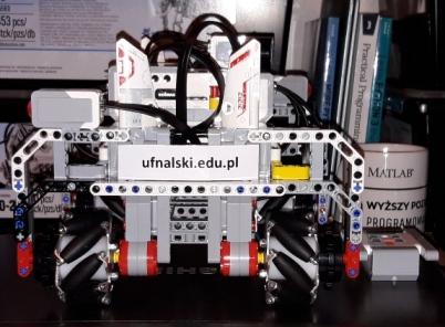 LEGO Mindstorms EV3 MecanumBot using Simulink - File Exchange