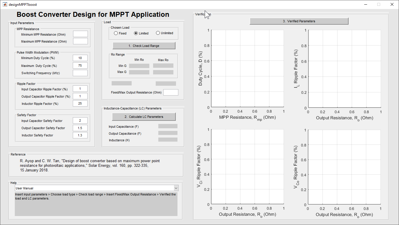 Boost Converter Design For Mppt Application File Exchange Matlab Image Thumbnail