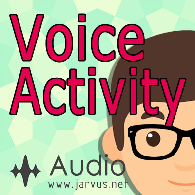 Voice Activity Detection by Spectral Energy - File Exchange